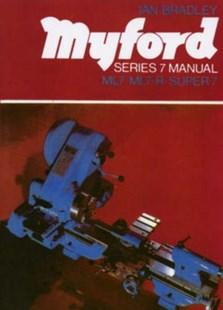 Myford Series 7 Manual