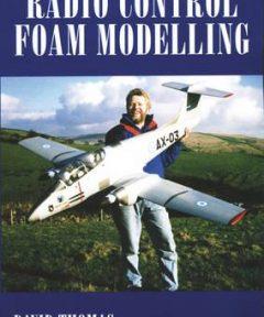 Radio Conrtolled Foam Modelling